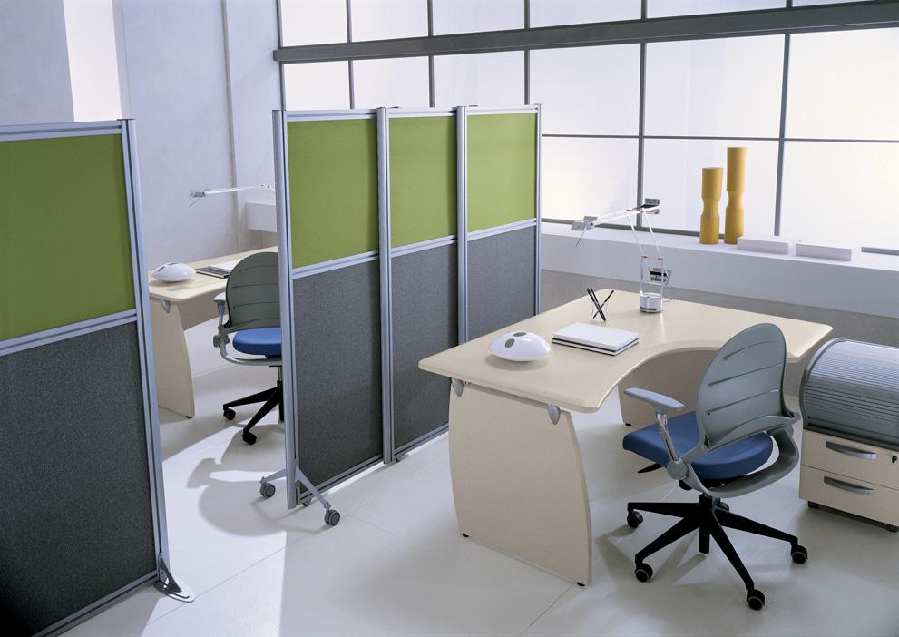 Gimaoffice Paretine mobili per ufficio - Gimaoffice