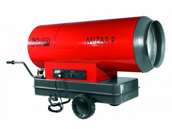 Aerazione forzata: Generatori di aria calda usati