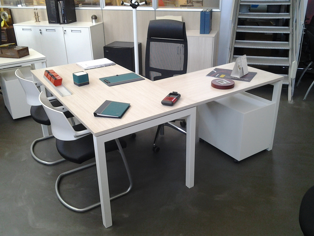 Ufficio semi direzionale pari al nuovo gimaoffice for Offerte arredo ufficio
