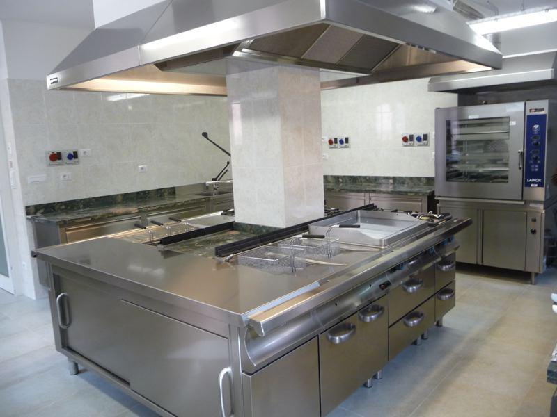 Cucine per ristoranti usate idee per la casa for Cucine 3d dwg