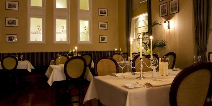 ... ristoranti in stile classico, dove l'eleganza è d'obbligo e la