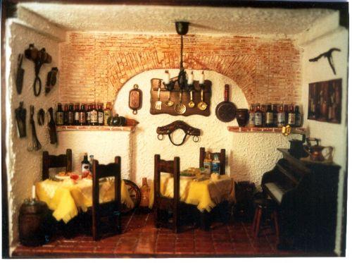 Arredamento rustico per bar quotes for Arredamento ristorante rustico
