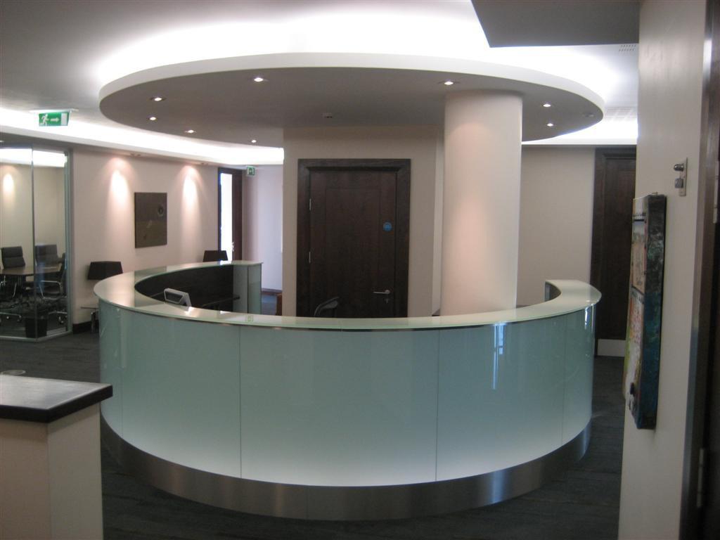 Arredo reception linea bralco gimaoffice for Arredo office
