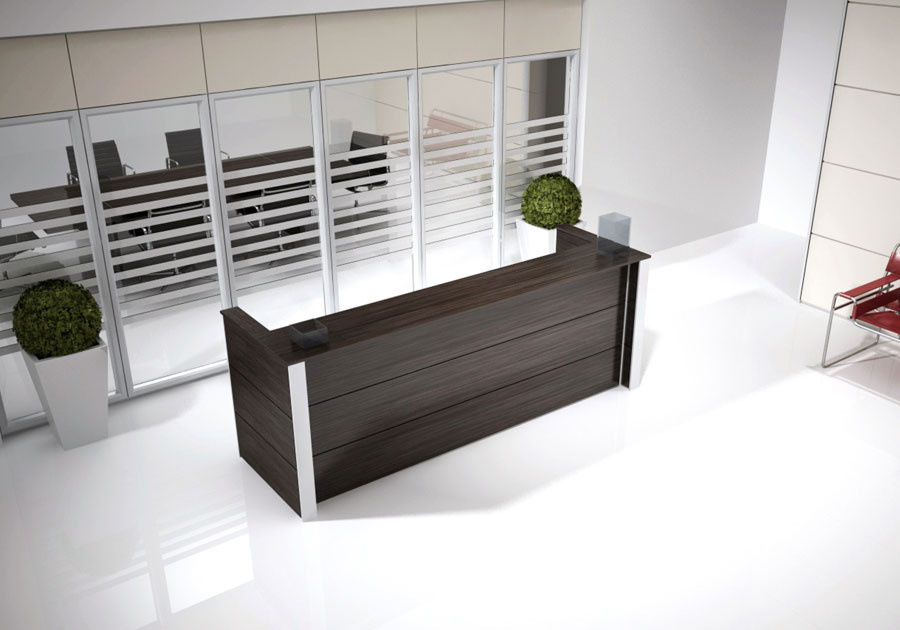 Arredo reception linea bralco gimaoffice for Linea arredo