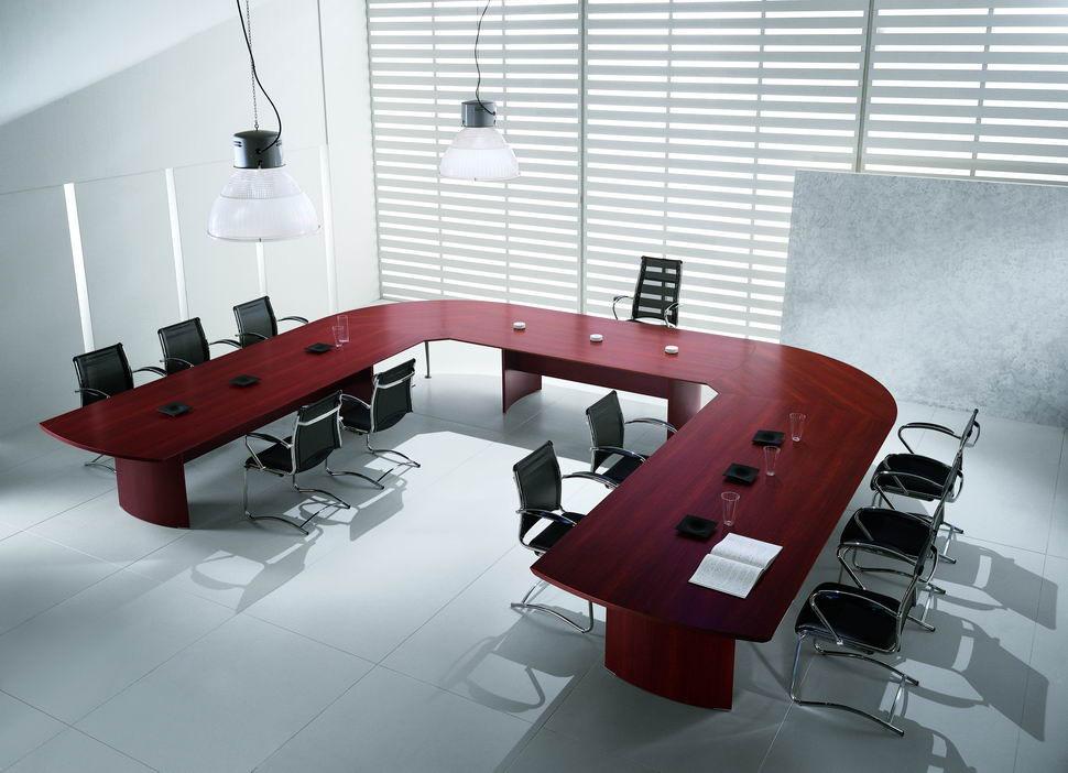 Arredo sala riunioni meeting linea edison segno gimaoffice for Arredo sala riunioni