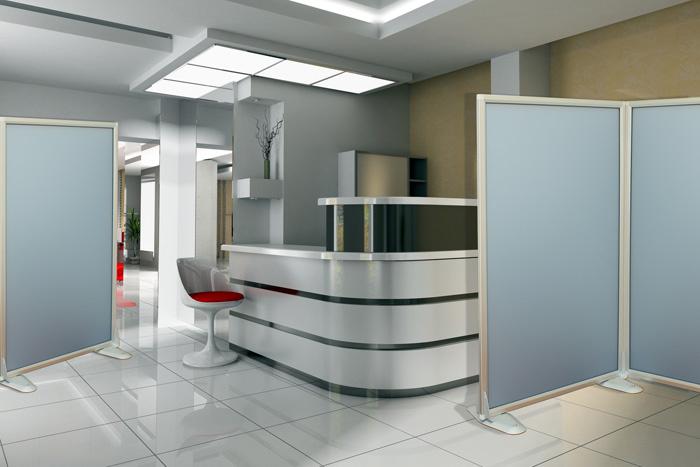 Paretine divisorie ufficio gimaoffice - Mobili divisori ambienti ...