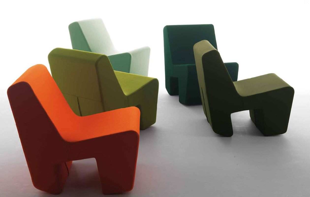Sedute design gimaoffice for Dau srl design arredo ufficio