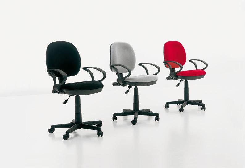 Sedute ufficio archivi gimaoffice for Sedute ufficio